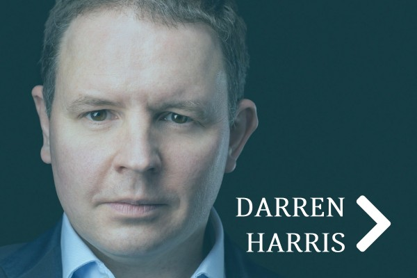 darren harris become inspire Performance and success coach