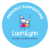 darren harris supports Laura Lynn Charity