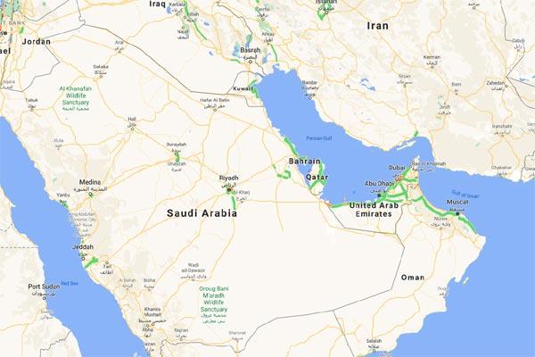 Middle East - Saudi Arabia, based personal development coach